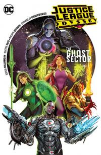 Justice League Odyssey Vol 1: The Ghost Sector