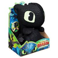 The Hidden World Squeeze and Growl Toothless Plush