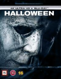 Halloween (2018, 4K Ultra HD+Blu-ray)