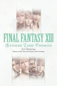 Final Fantasy VIII Episode Zero Promise Novel