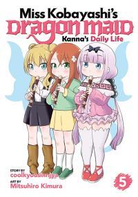 Miss Kobayashi's Dragon Maid: Kanna's Daily Life Vol 5