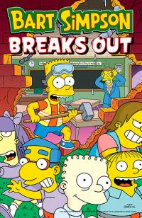 Simpsons Comics Breaks Out