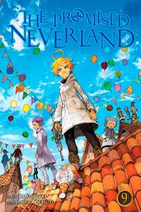 The Promised Neverland Vol 9