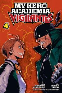 My Hero Academia Vigilantes Vol 4