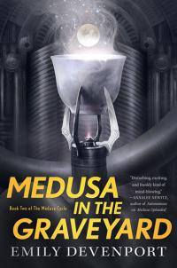Medusa in the Graveyard
