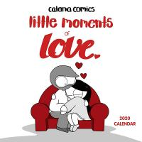 Little Moments of Love 2020 Wall Calendar