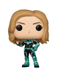Captain Marvel Vers Pop! Vinyl Figure