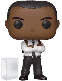 Captain Marvel Nick Fury Pop! Vinyl Figure