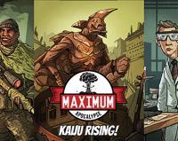 Maximum Apocalypse - Kaiju Rising
