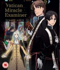 Vatican Miracle Examiner, Complete Series