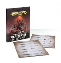 Warscroll Cards: Blades of Khorne 2019