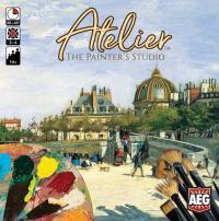 Atelier: The Painter's Studio Board Game