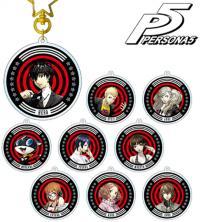 Persona 5: Trading Acrylic Key Chain Star Ver.