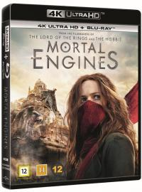 Mortal Engines (4K Ultra HD+Blu-ray)