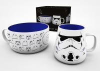 Stormtrooper Breakfast Set Helmet