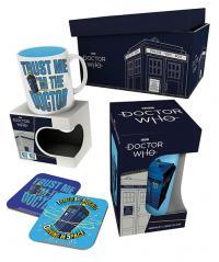 Gift Box Tardis