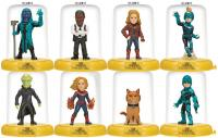 Captain Marvel Domez Mini Figures 7 cm Series 1