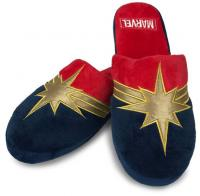 Captain Marvel Slippers