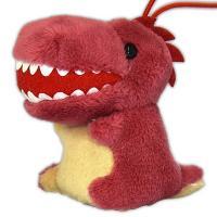 Puchimaru Dinosaur Plush: Tyrannosaurus