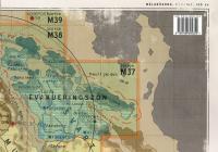 Karta Mälaröarna/Boulder City