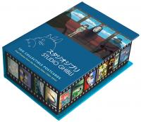 Studio Ghibli 100 Collectible Postcards Box