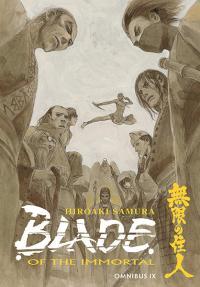 Blade of the Immortal Omnibus Vol 9