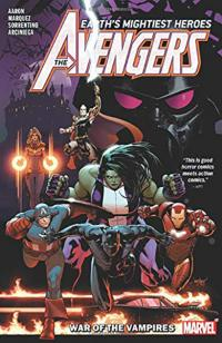 Avengers by Jason Aaron Vol 3: War of the Vampires