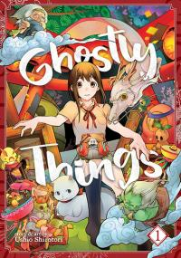 Ghostly Things Vol 1