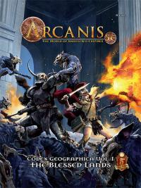 Arcanis 5E - The Blessed Lands