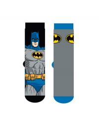 Batman Logo Cape Socks 2-Pack