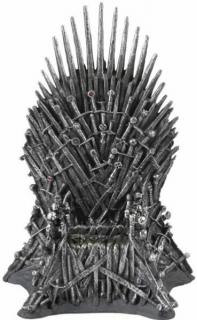 Business Card Holder Iron Throne 11 cm