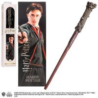 Harry Potter PVC Wand with 3D Lenticular Bookmark