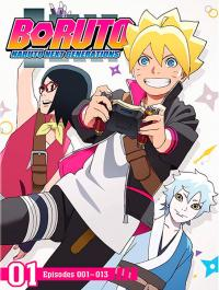 Boruto Naruto Next Generation Set 1