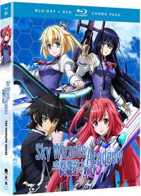 Sky Wizards Academy Complete Series