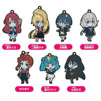 Nendoroid Plus Capsule Rubber Key Chain (Capsule)