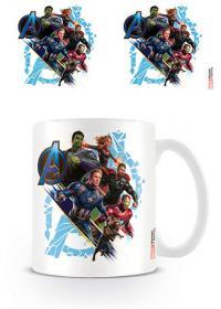 Avengers: Endgame Mug Attack