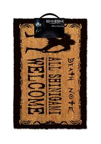 Shinigami Welcome Doormat