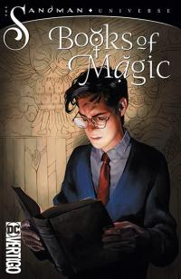 Books of Magic Vol 1: Moveable Type