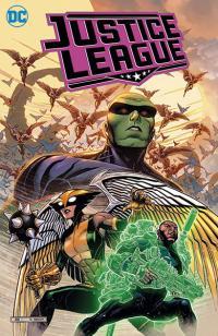 Justice League Vol 3: Hawkworld