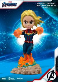 Avengers: Endgame Mini Egg Attack Figure Captain Marvel