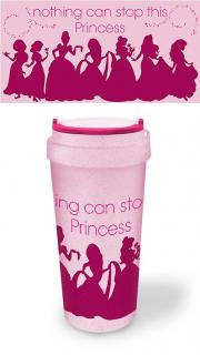 Eco Travel Mug Nothing Can Stop This Princess