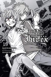 A Certain Magical Index Light Novel 19