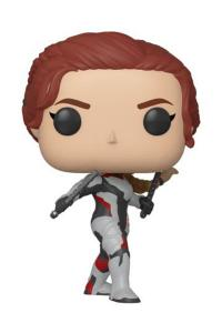 Avengers Endgame Black Widow Pop! Vinyl Figure