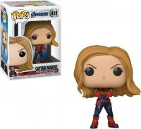Avengers Endgame Captain Marvel Pop! Vinyl Figure