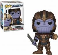 Avengers Endgame Thanos Pop! Vinyl Figure