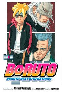 Boruto: Naruto Next Generation Vol 6