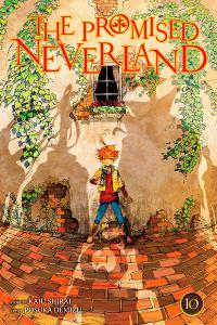 The Promised Neverland Vol 10