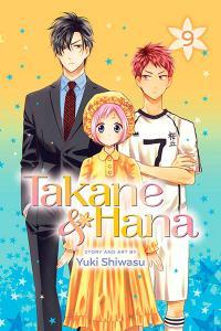 Takane & Hana Vol 9