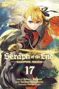 Seraph of the End Vampire Reign Vol 17