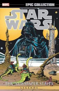Star Wars Legends Epic Collection: The Newspaper Strips Vol 2